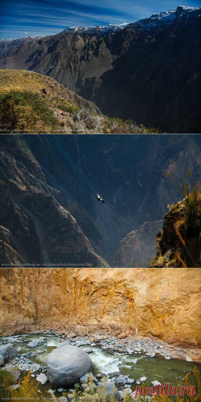Спускаемся в глубочайший каньон на Земле : НОВОСТИ В ФОТОГРАФИЯХ