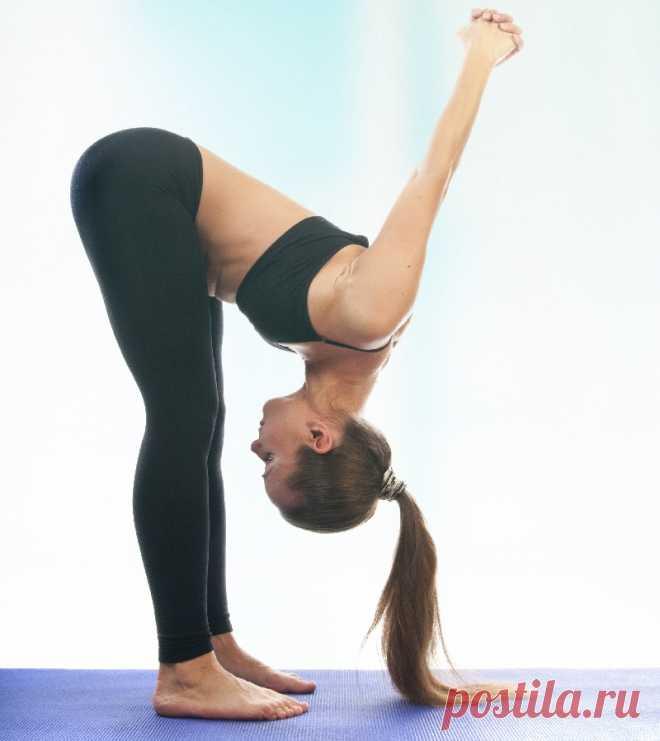 Меридианная гимнастика против усталости
