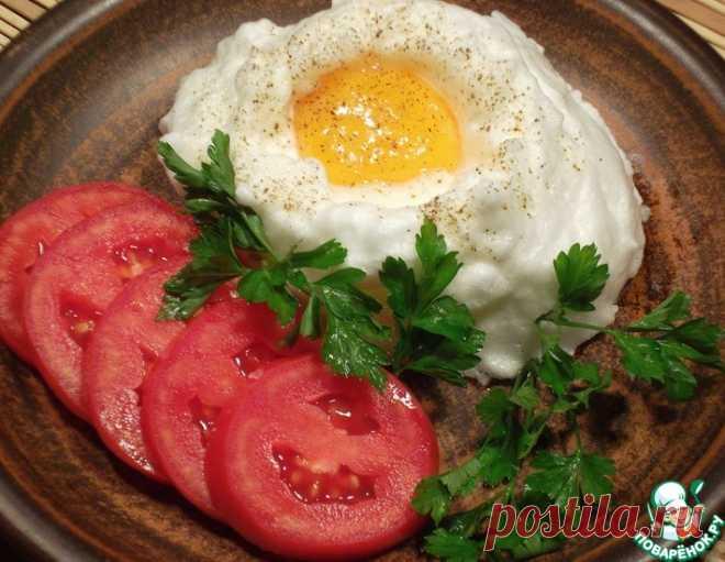 Яйца «Орсини» в СВЧ