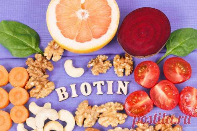 Почему так важен витамин В7 для организма Биотин способствует выработке клетками энергии и широко используется в лечении неврологических заболеваний, при потере волос и лечении заболеваний кожи, связанных с недостаточностью определенных ферментов.