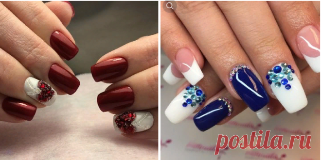 Ну, очень красивый дизайн ногтей. | Полезное для женщин. | Яндекс Дзен
