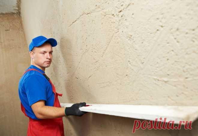 Какой материал выбрать для выравнивания стен в доме: все плюсы и минусы