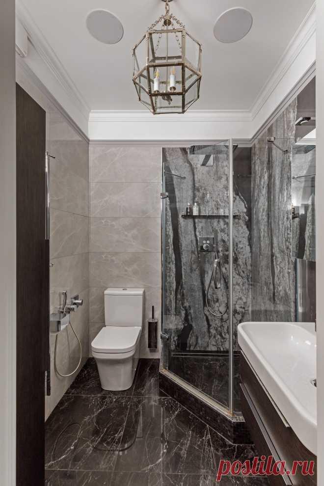 Квартира в сталинском доме - Современный - Ванная комната - Москва - от эксперта Темплаинтериор   Houzz Россия