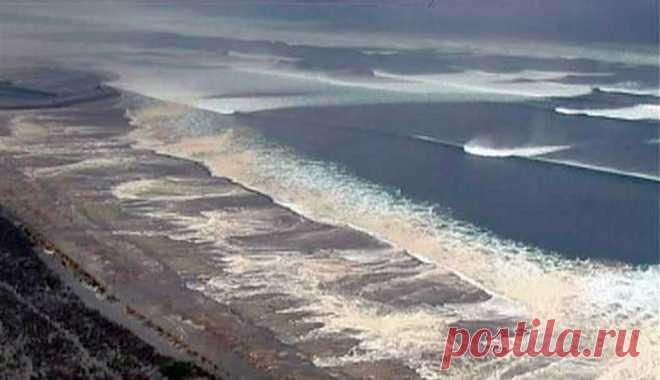 At coast of Japan found an underwater super-volcano