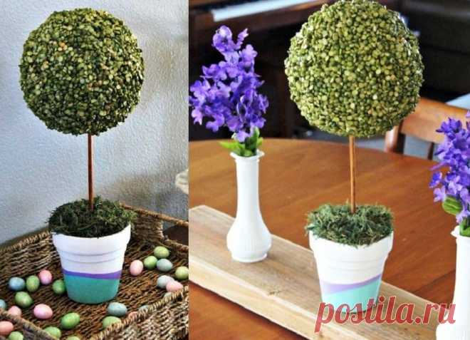 Поделки из крупы - использование различных семян для создания композиций (видео + 150 фото)