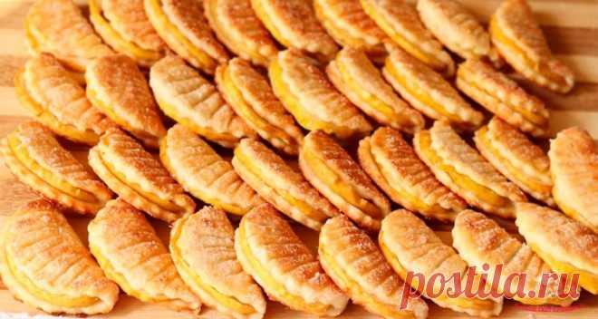 Творожное печенье с яблоками без вреда для фигуры