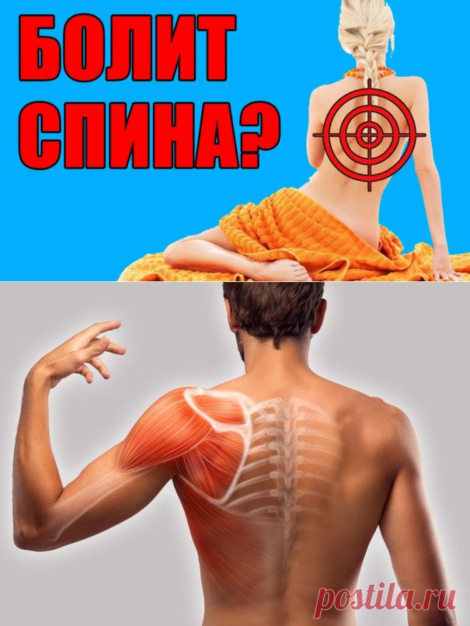 Метод Эгоскью: Упражнения для восстановления спины + видео. Здоровье и красота своими руками