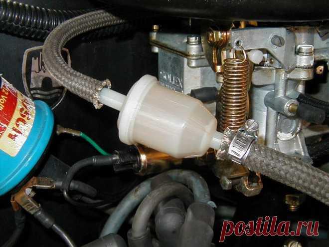 Почему в современный автомобиль нужно обязательно ставить дополнительный топливный фильтр - Лайфхак - АвтоВзгляд