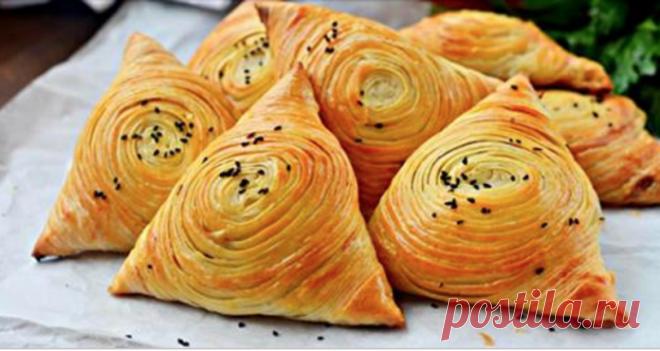 Домашняя самса из духовки: вкусная, ароматная, как в тандыре! Точный рецепт от друзей из Ташкента.