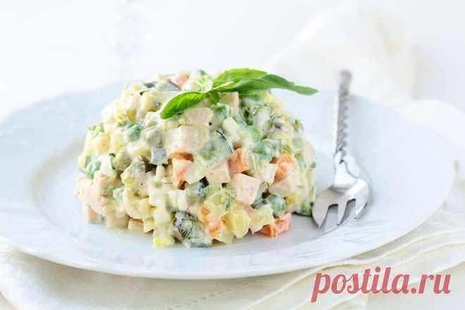 Любимый салат для стройняшек! — 🍎 Сад Заготовки