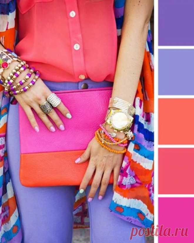 Загадочная маджента: с чем сочетать насыщенный розовый цвет в гардеробе   О Моде с душой