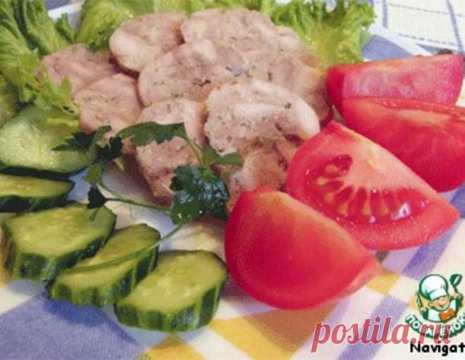 Колбаса куриная домашняя быстрого приготовления – кулинарный рецепт