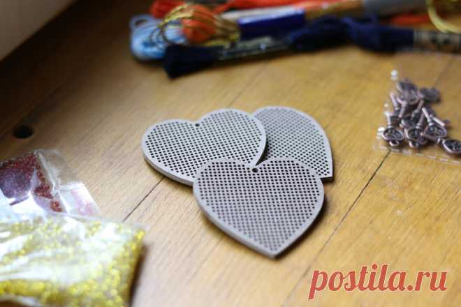 Рукодельные аксессуары как вдохновение для вышивки | Вышивка и рукоделие | Яндекс Дзен