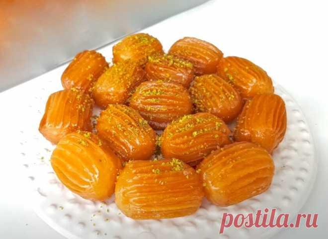 Два главных удовольствия в гареме турецкого султана. Рецепт сладкой