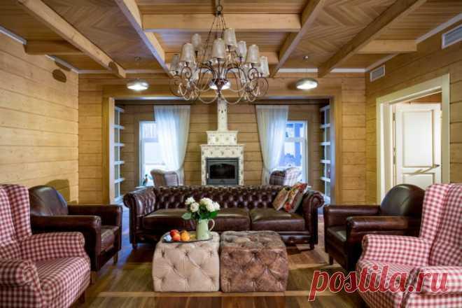 Как создать гармоничный дизайн гостиной в частном доме? Особенности оформления гостиной в доме. Зонирование, варианты отделки, идеи дизайна, фото зала в различных стилях.