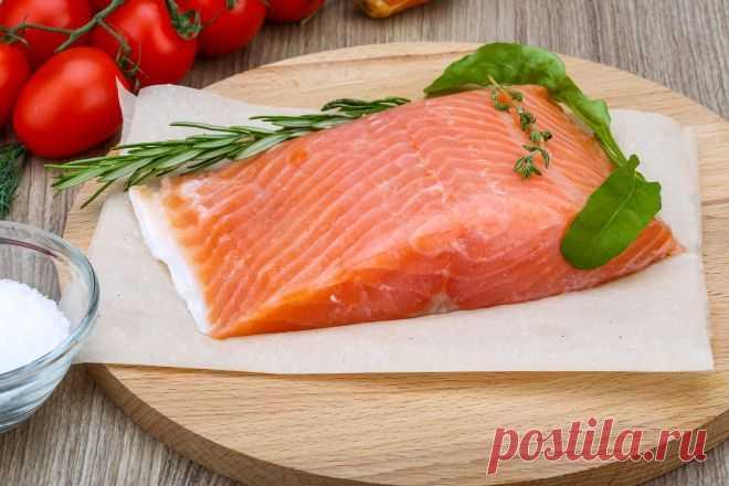 Как засолить красную рыбу, салаты и закуски с красной рыбой, меню на Новый год