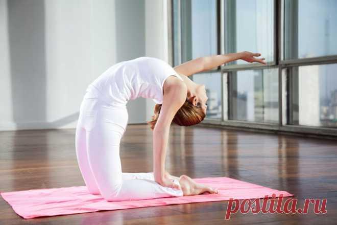 Стретчинг для начинающих — 10 первых упражнений