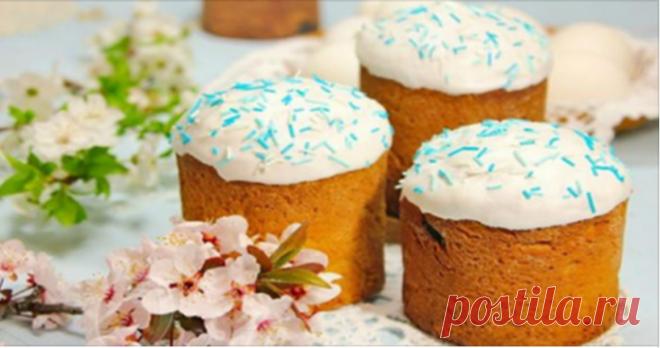 La rosca de Pascua más sabrosa caseosa, que es fácil preparar en las condiciones de casa