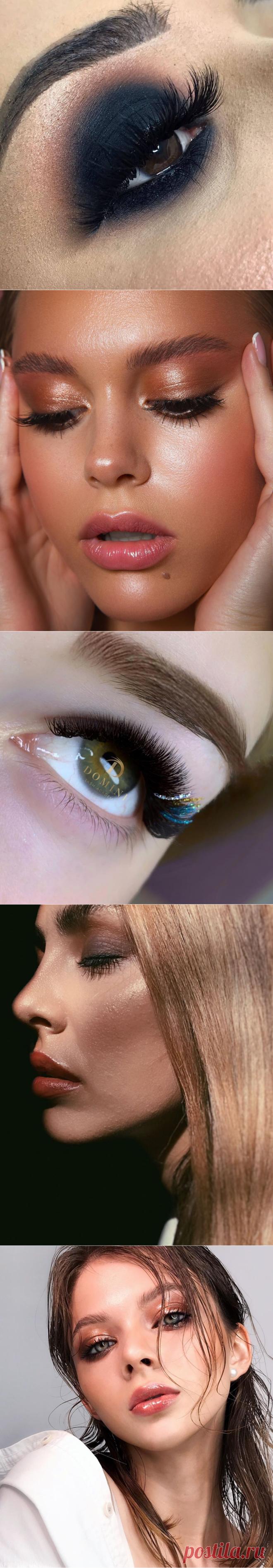 Модный мейкап: самые актуальные техники макияжа | World Fashion Channel | Яндекс Дзен