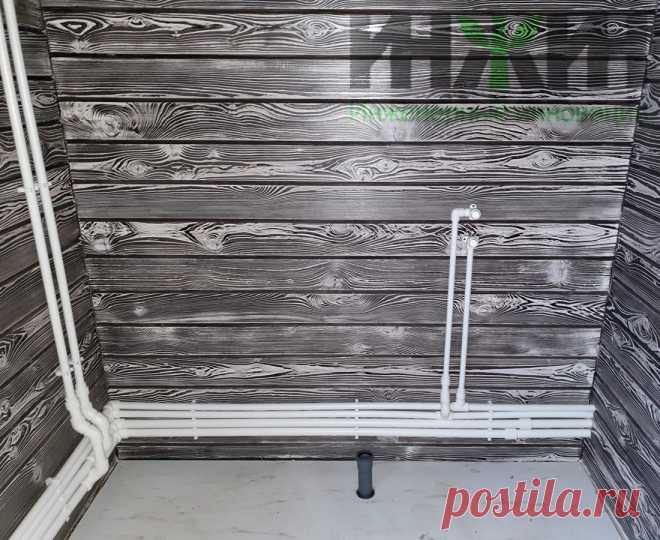 Монтаж отопления в деревянном доме, фото 805