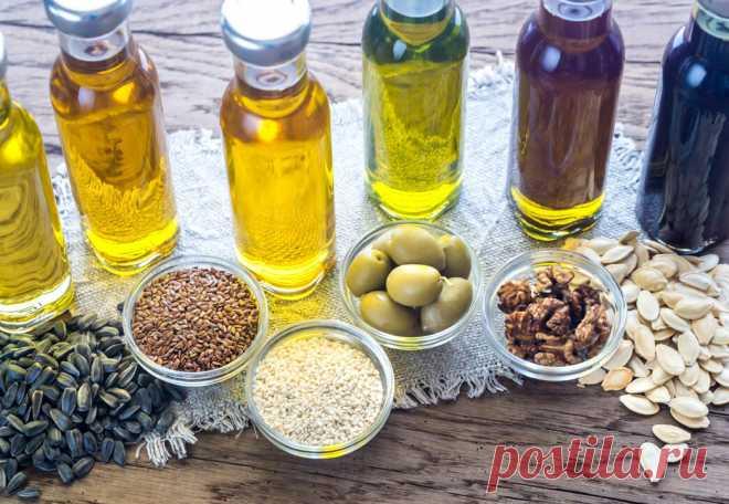 Растительные масла. Какие полезнее? | NatureLife Project | Яндекс Дзен