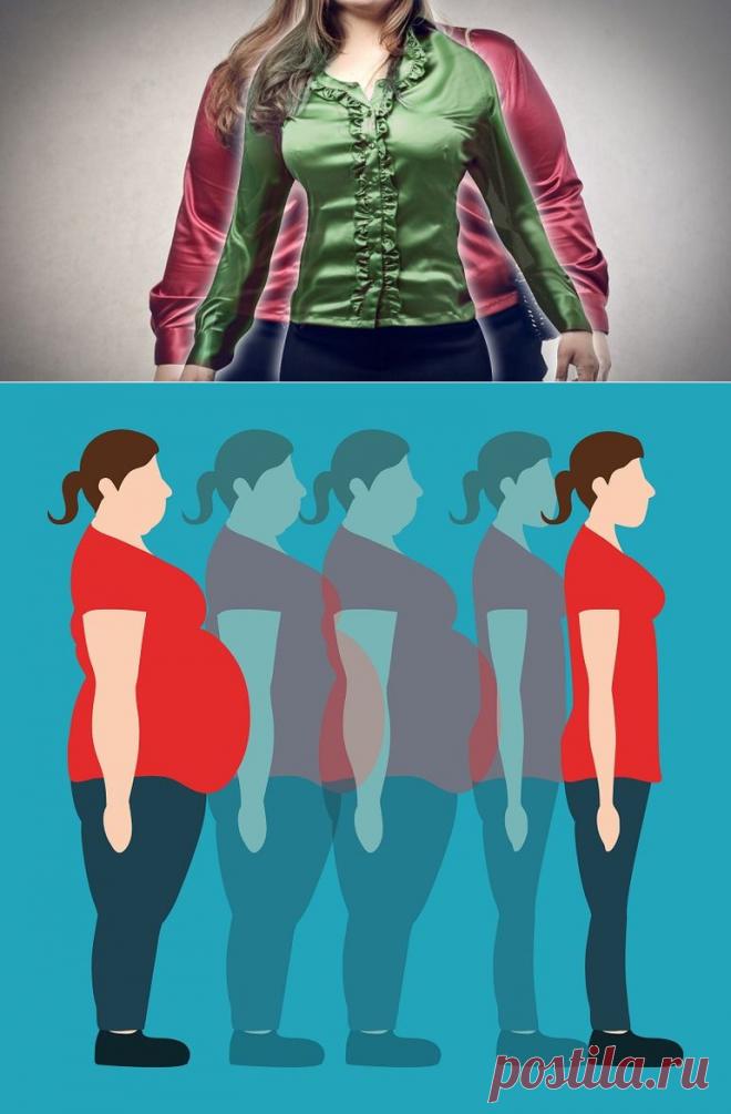 Эмоции стройности: единственный способ похудеть тем, кого не спасла от жира ни одна диета.