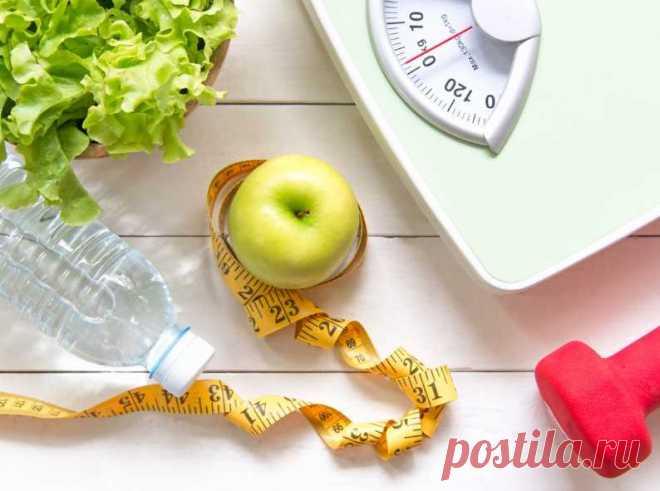 Как похудеть тем, кто постоянно набирает вес