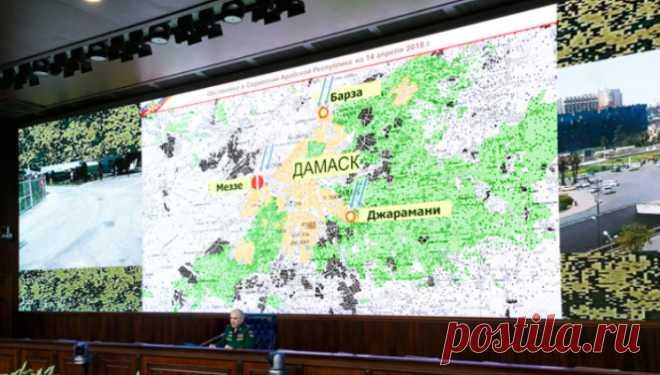 Ракеты западных агрессоров оказались не слишком эффективны против советских ЗРК
