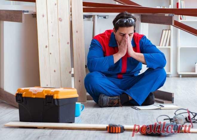 В чем мы ошибаемся, затевая ремонт в квартире | Вещь | Пульс Mail.ru Затевая ремонт, надейтесь только на то, что именно вам будет жить комфортнее и уютнее