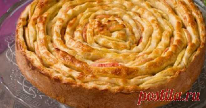 Рецепт, который я долго искала — «невидимый» яблочный пирог Такое интересное название пирог получил, благодаря тому, что основная масса пирога —... Читай дальше на сайте. Жми подробнее ➡