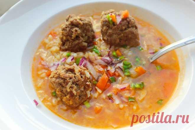 Суп с фрикадельками будет вкуснее, если воспользоваться моим простым приемом   Рекомендательная система Пульс Mail.ru