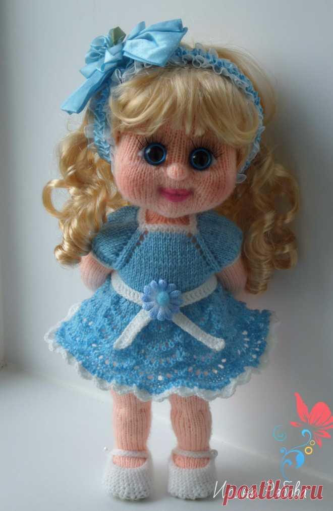 Кукла Ирины Рябовой
