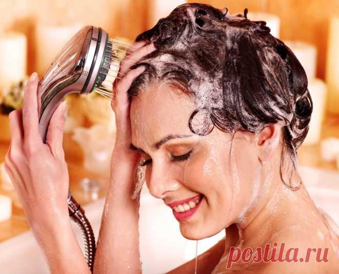 Как правильно мыть голову 8 правил мытья головы, которые незаслуженно забываются нами.