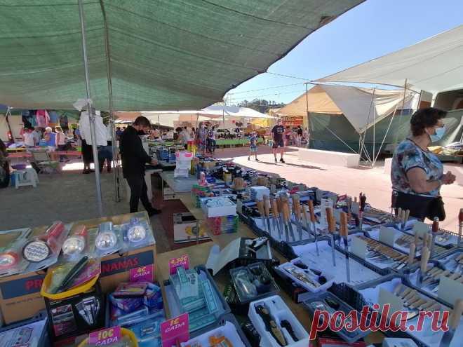 Mercado Mensal de SB Messines - Freguesia de São Bartolomeu de Messines