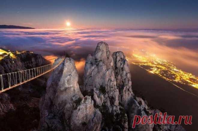 20 волшебных мест Крыма, которые мечтает увидеть каждый