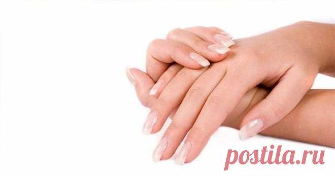 Супер крепкие ногти — Модно / Nemodno