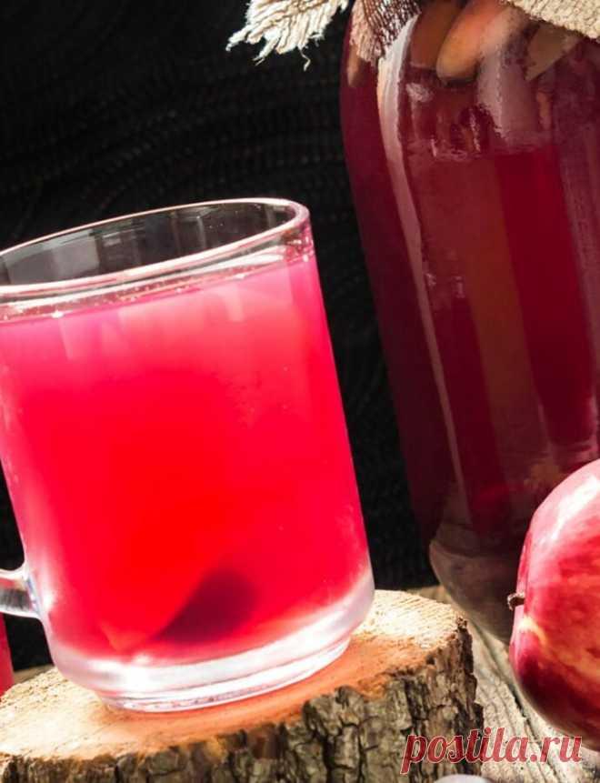 Компот из слив и яблок в мультиварке - Пошаговый рецепт с фото своими руками. Мультиварю