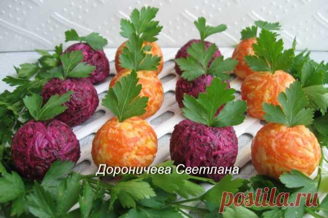 Закусочные шарики для праздничного стола – прекрасная альтернатива салатам!