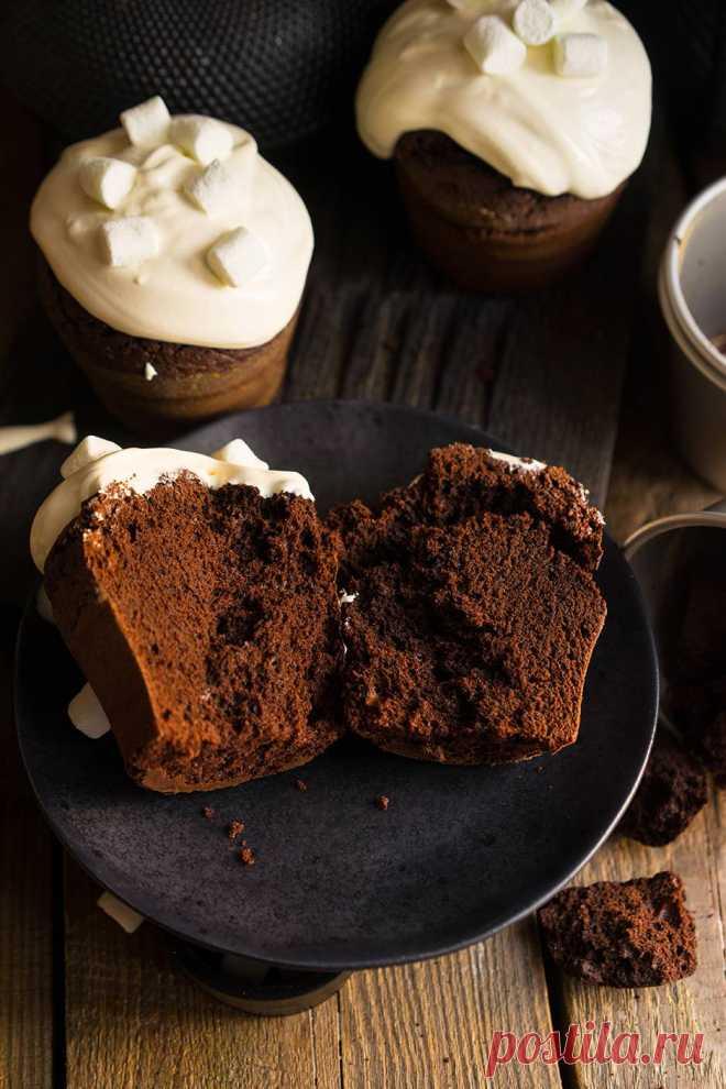 Лучшее из двух миров: брауни и шоколадный кекс | Andy Chef (Энди Шеф) — блог о еде и путешествиях, пошаговые рецепты, интернет-магазин для кондитеров |