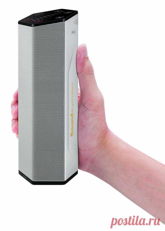 Creative presented universal wireless acoustics of Sound BlasterAxx AXX 200 - PCNEWS.RU