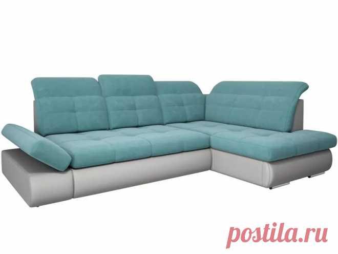 Рокси 2 угловой диван (DecArt™) - купить Рокси 2 угловой диван в интернет-магазине DecArt