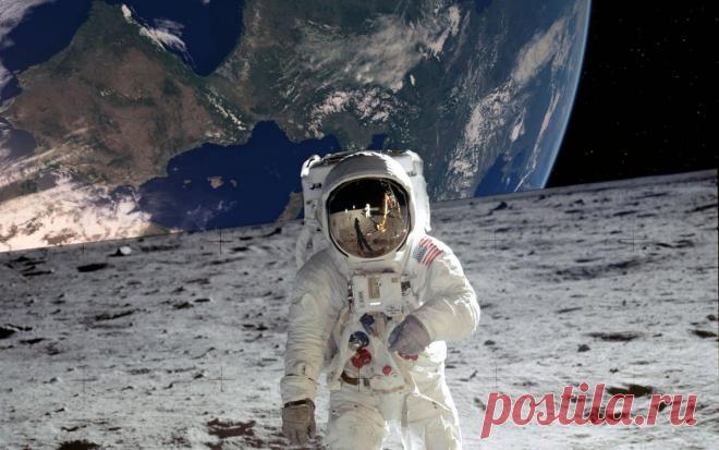 Первый человек на Луне | За гранью вселенной | Яндекс Дзен