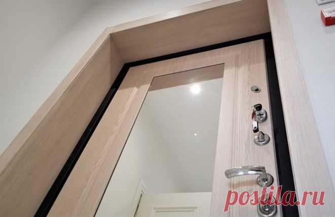 Как и чем отделать откосы входной двери? Откосы способны облагородить недорогую входную дверь, или наоборот – испортить самое стильное дверное полотно. Чтобы не допустить досадных ошибок, следует подобрать для откосов подходящий материал.
