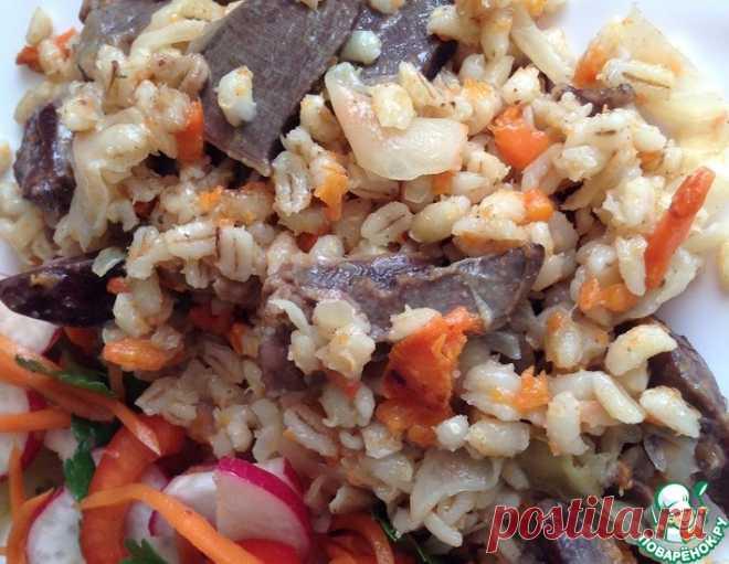 Сиротский плов – кулинарный рецепт
