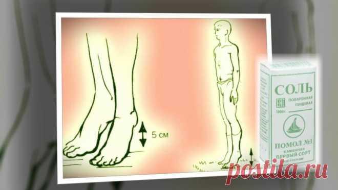 Солевой массаж пяток и ступней, чтобы лицо не отекало и не оплывало | ✧Сама себе косметолог✧ | Яндекс Дзен