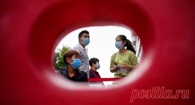 СМИ: в Китае опять объявили карантин, он коснется более 100 миллионов человек
