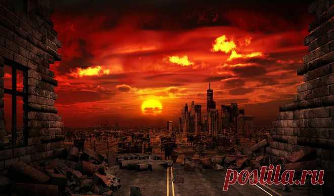 Три редких апокалипсиса. Не зомби, не инопланетяне, не Третья мировая | ПроЧтение | Яндекс Дзен