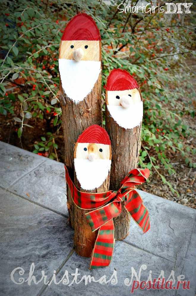 75 idee di decorazioni natalizie super creative da realizzare a casa   Rivista artigianale