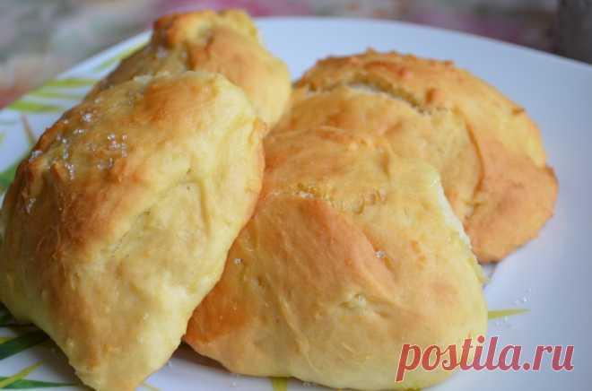 Картофельные булочки с Балеарских островов: nadya_foxy — ЖЖ