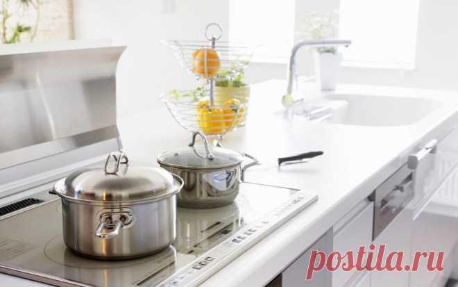 Кристальная чистота на кухне — Полезные советы